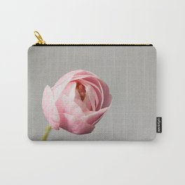 blossom on grey Carry-All Pouch