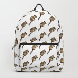 Chipmunk Boy Backpack