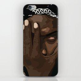 1738 | FETTY WAP iPhone Skin