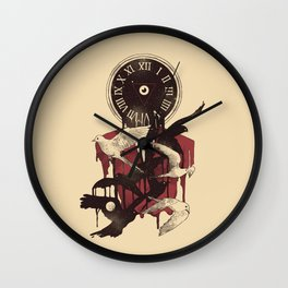 Existence in Time and Space Wall Clock