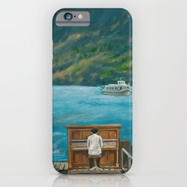 Crash landing on you iPhone Case
