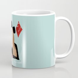 Willie Nelson & His Things Coffee Mug