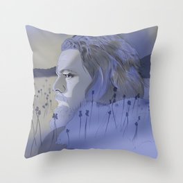 The revenant Throw Pillow