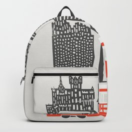 Toronto Cityscape Backpack