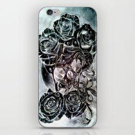 modern decay (invert) iPhone Skin