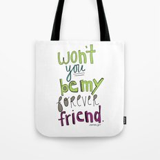 Forever Friend Tote Bag