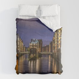 Hamburg River Comforters