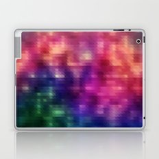 Triangled Squares Laptop & iPad Skin