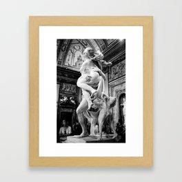 PROSERPINA. Framed Art Print