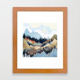 Spring Flight Framed Art Print