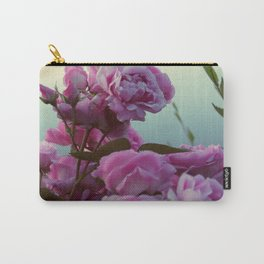 Roses by the lake #society6 Carry-All Pouch