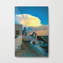 Island beauty Metal Print