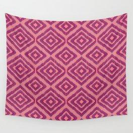 Sumatra in Pink Wall Tapestry
