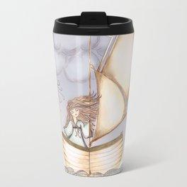 Spirit of the Narwhal Travel Mug