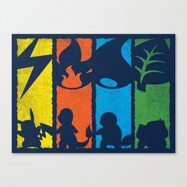 Pokechoice Canvas Print