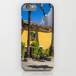 Marbella iPhone Case