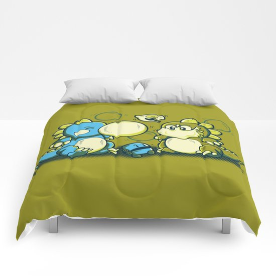 BUBBLE JOKE Comforters