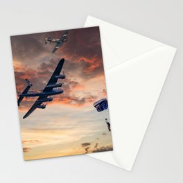 Battle of Britain Memorial Flight Stationery Cards