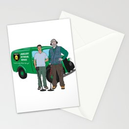 Russell & Hugh Jewellery Retrieval Service - DMDC - Detectorists Stationery Cards