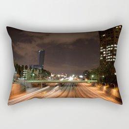 01 - DownTown_LA Rectangular Pillow