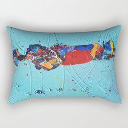 Rooted 1 by Nadia J Art Rectangular Pillow
