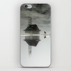 Dogs & Fog iPhone & iPod Skin