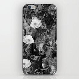 Watercolors Floral Pattern iPhone Skin