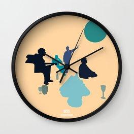 Definitely Maybe Oasis Wall Clock