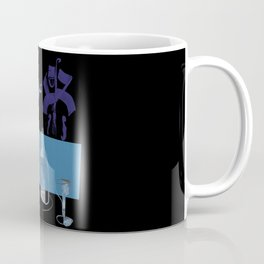 Life is Nothing without Music Coffee Mug
