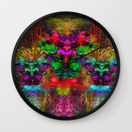 The 3 Chiefs Wall Clock