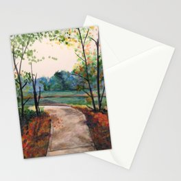 The Road Stationery Cards