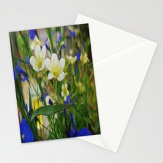 An insects eye view. Stationery Cards