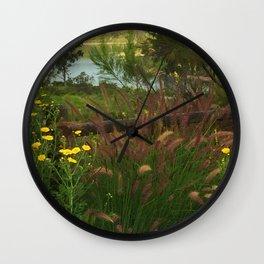 Lake Murray, La Mesa, California Wall Clock