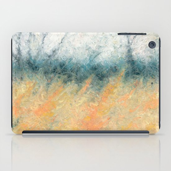 The Day's Deal With The Coming Night iPad Case