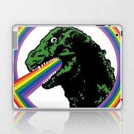 Rainbow Lizard Laptop & iPad Skin