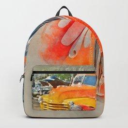 Classic Cars Backpack