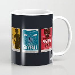 Bond #4 Coffee Mug