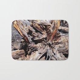 nature views -Tree Bath Mat