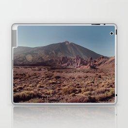Teide volcano Laptop & iPad Skin