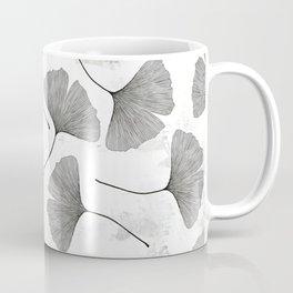 ginkgo biloba pattern Coffee Mug
