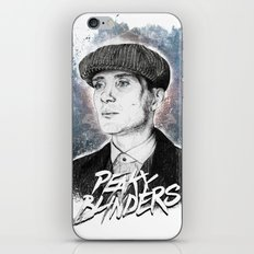 Tommy Shelby iPhone & iPod Skin