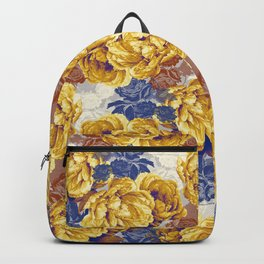 the big yellow Backpack
