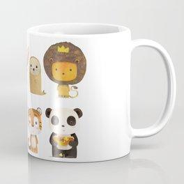 Mr. Lion & His Friends Coffee Mug
