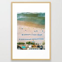 Folly Summer Framed Art Print