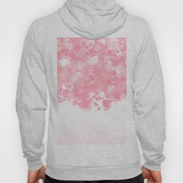 paint splatter on gradient pattern bbpw Hoody