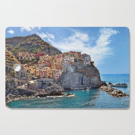Colorful Italy Cutting Board