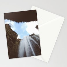 Secret Waterfall Stationery Cards