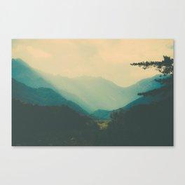 HOLOCENE Canvas Print