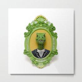 Mr. Ty Ranno Saurus  Metal Print