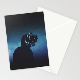 Square Minded Stationery Cards